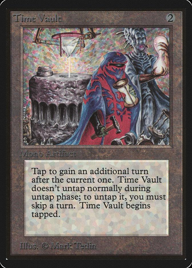Time Vault [LEB]