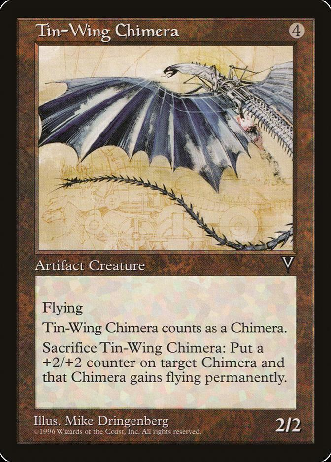 Tin-Wing Chimera [VI]