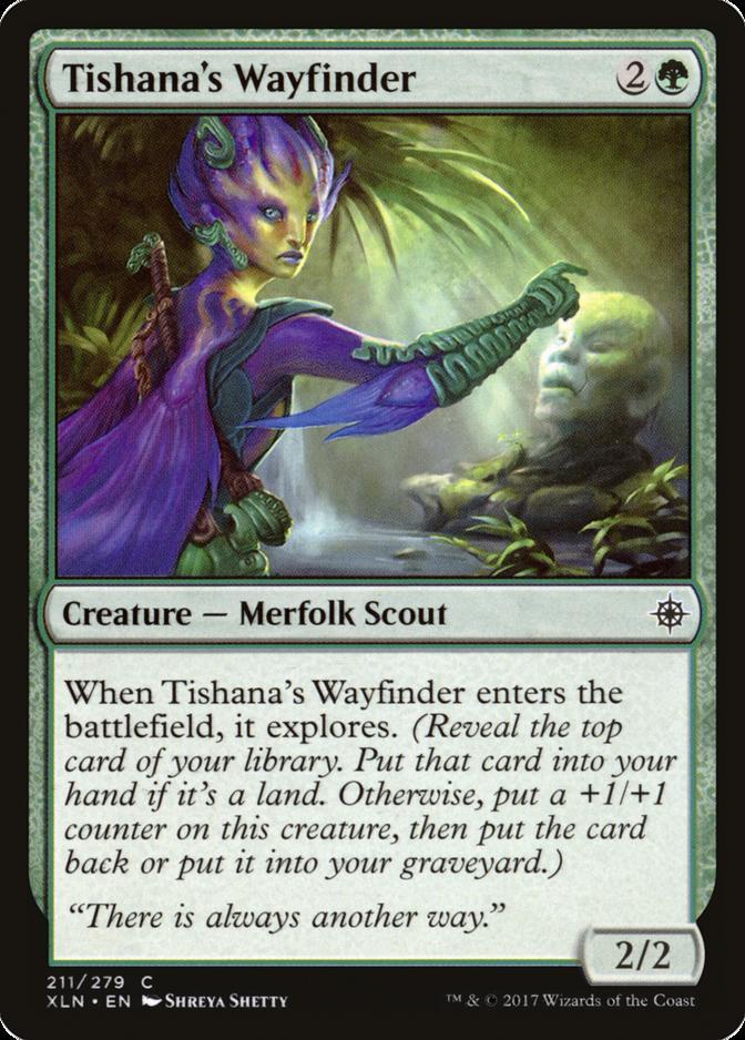 Tishana's Wayfinder [XLN]