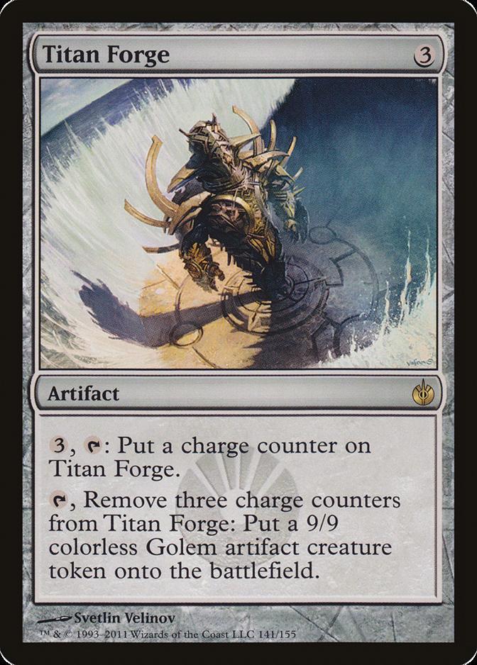 Titan Forge [MBS]