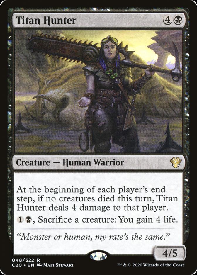 Titan Hunter [C20]