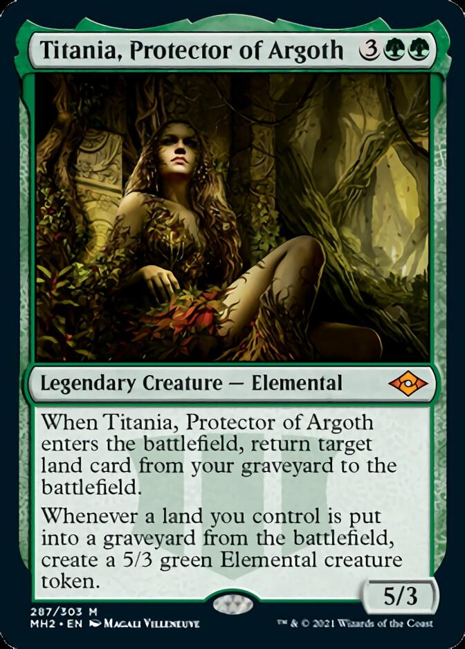 Titania, Protector of Argoth [MH2]