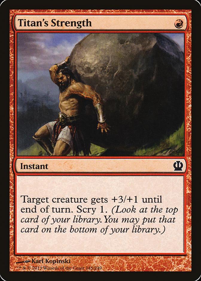 Titan's Strength [THS]