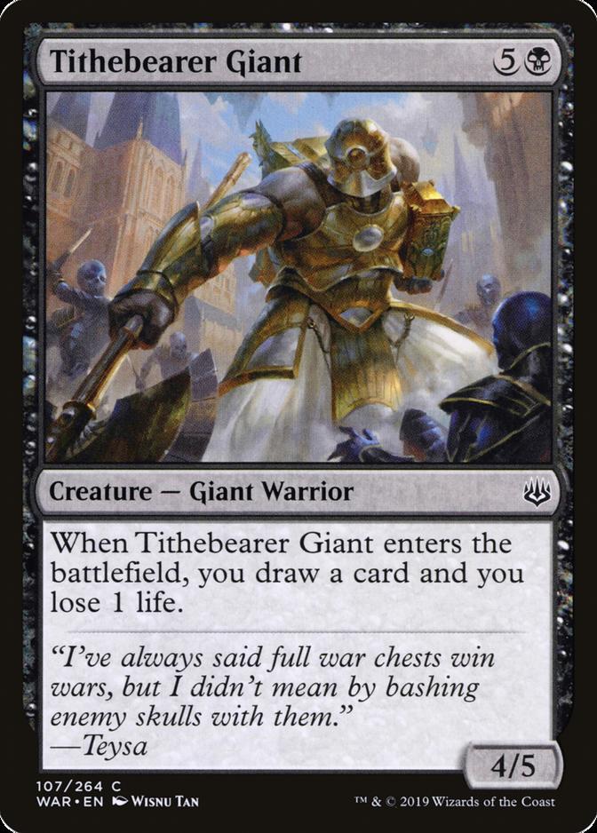 Tithebearer Giant [WAR]