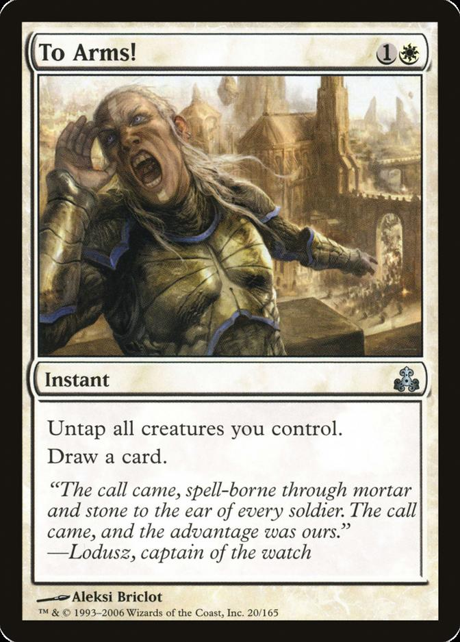 To Arms! [GPT]