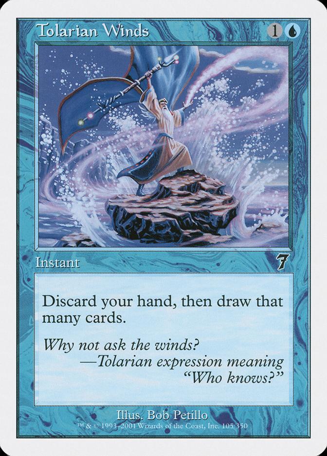 Tolarian Winds [7E]
