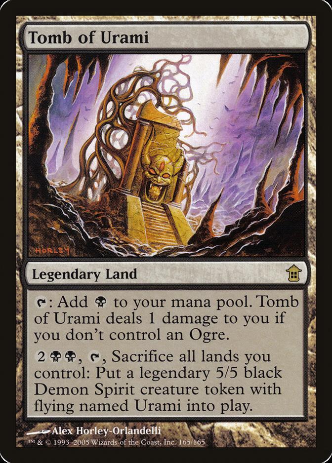 Tomb of Urami [SOK]