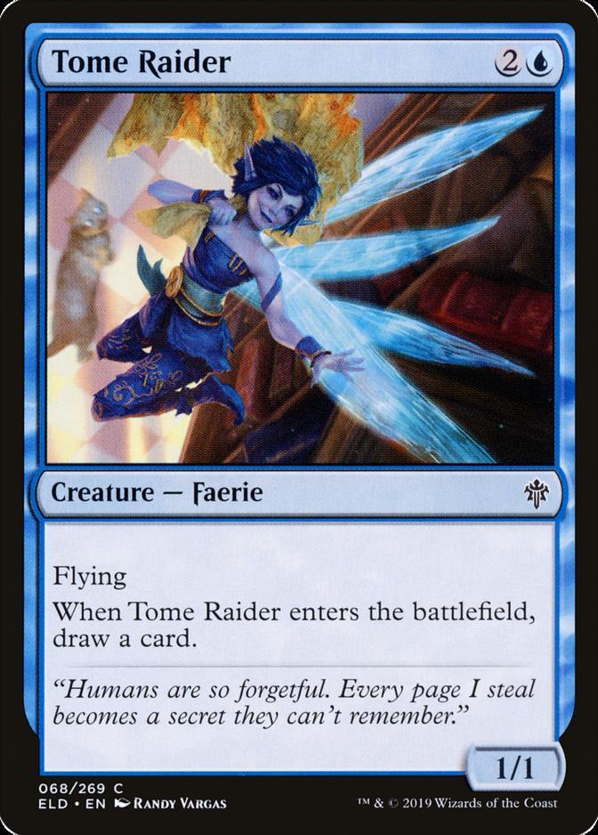 Tome Raider [ELD]