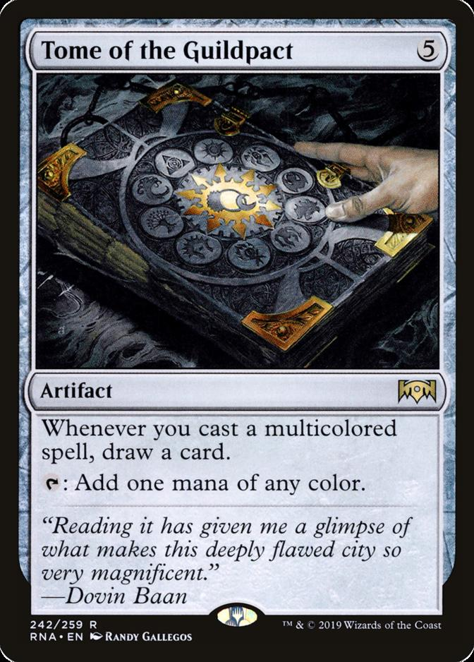 Tome of the Guildpact [RNA] (F)