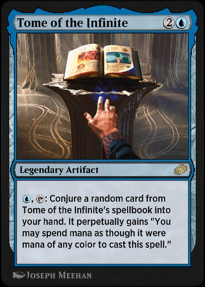 Tome of the Infinite [J21]