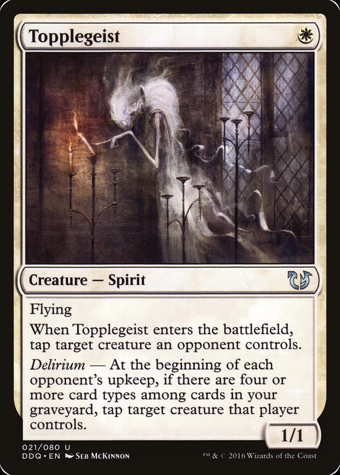 Topplegeist [DDQ]