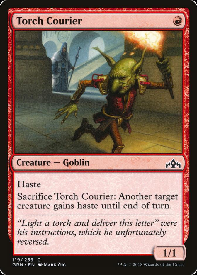 Torch Courier [GRN] (F)