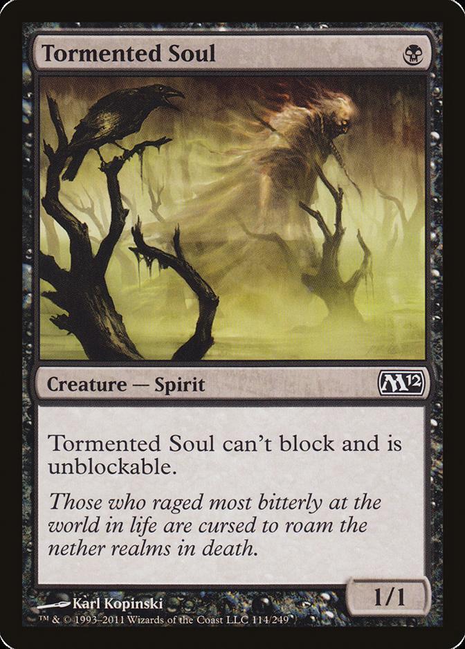 Tormented Soul [M12]
