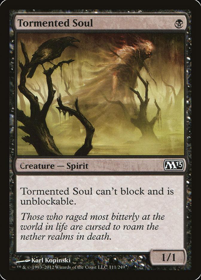 Tormented Soul [M13]