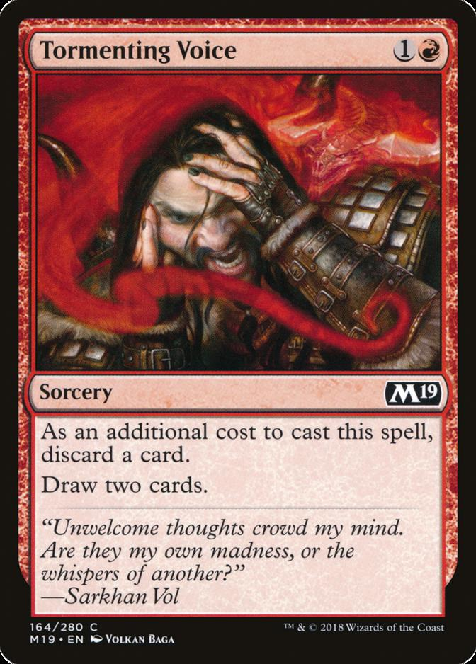 Tormenting Voice [M19]