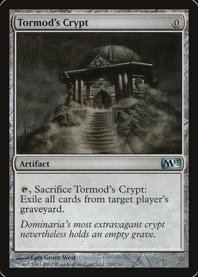 Tormod's Crypt [M13]