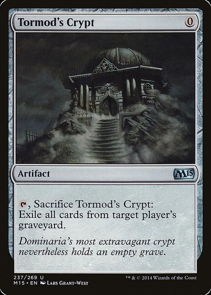 Tormod's Crypt [M15]