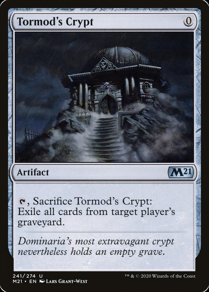 Tormod's Crypt [M21]