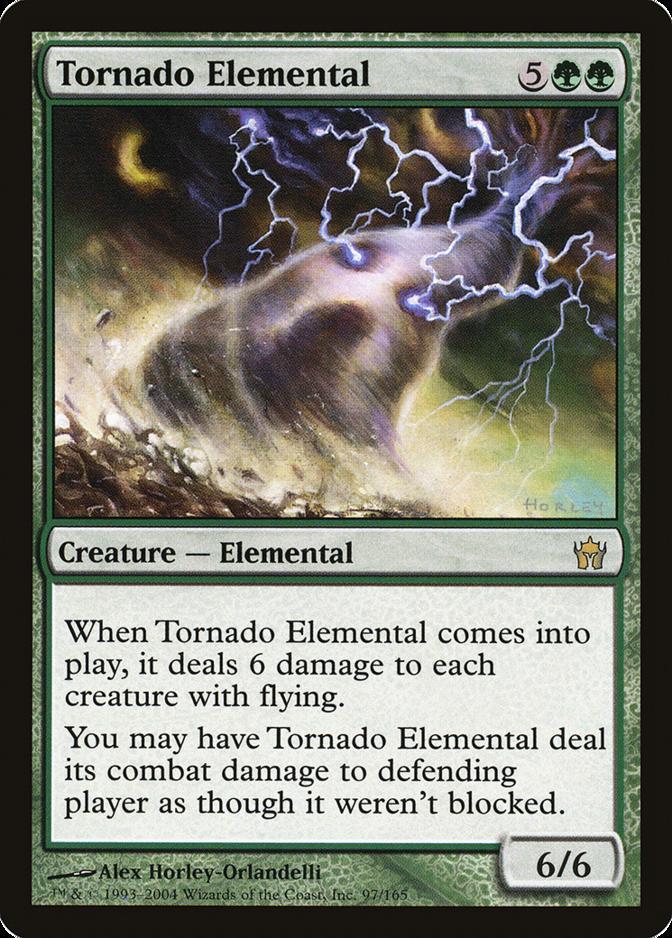 Tornado Elemental [5DN]
