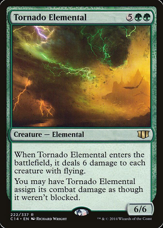 Tornado Elemental [C14]