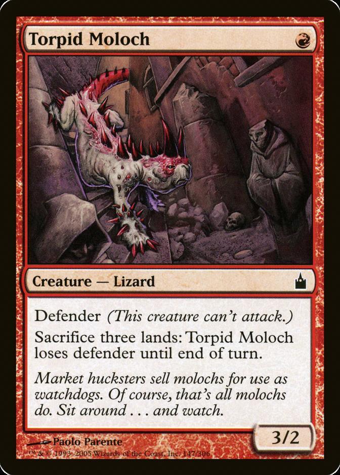 Torpid Moloch [RAV] (F)