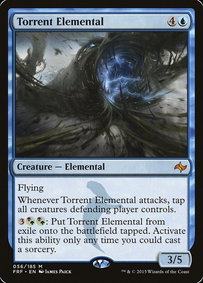 Torrent Elemental [FRF]