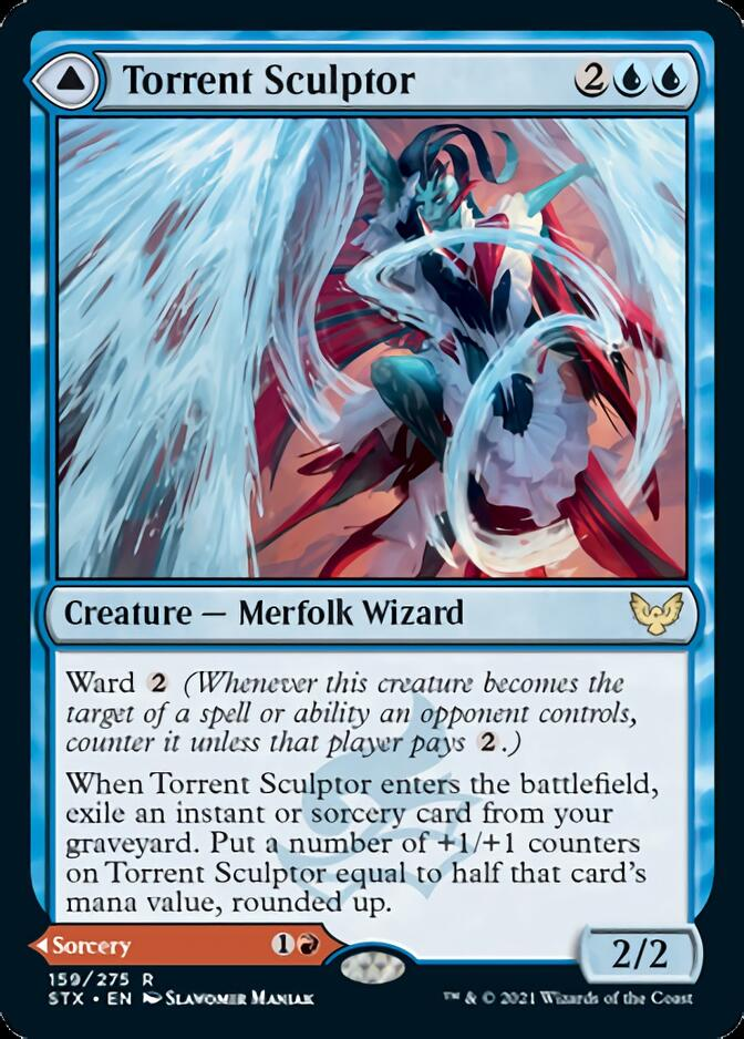 Torrent Sculptor [STX]