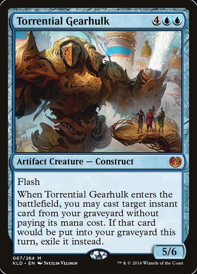 Torrential Gearhulk [KLD]