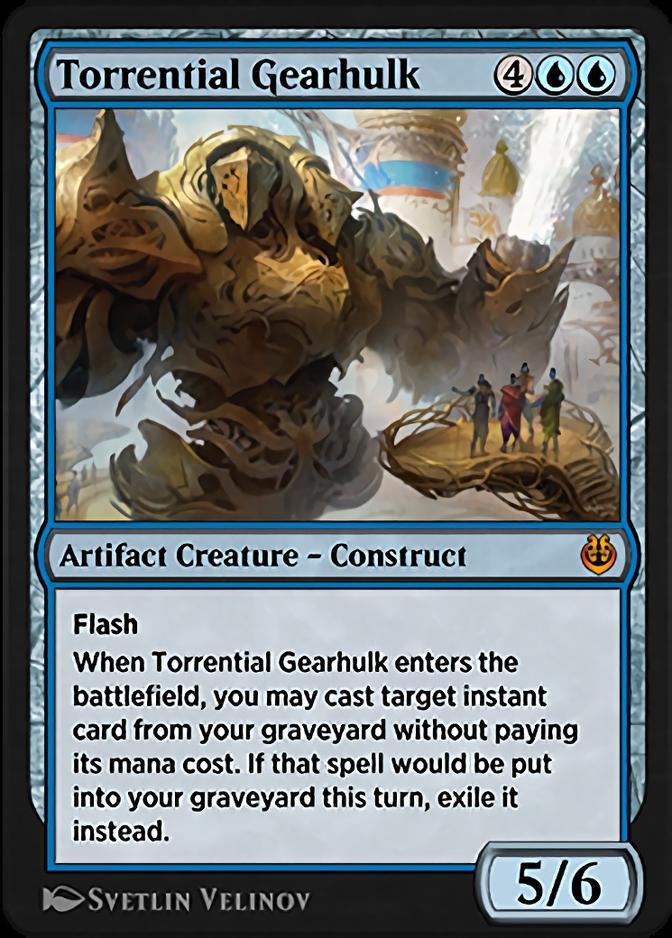 Torrential Gearhulk [KLR]