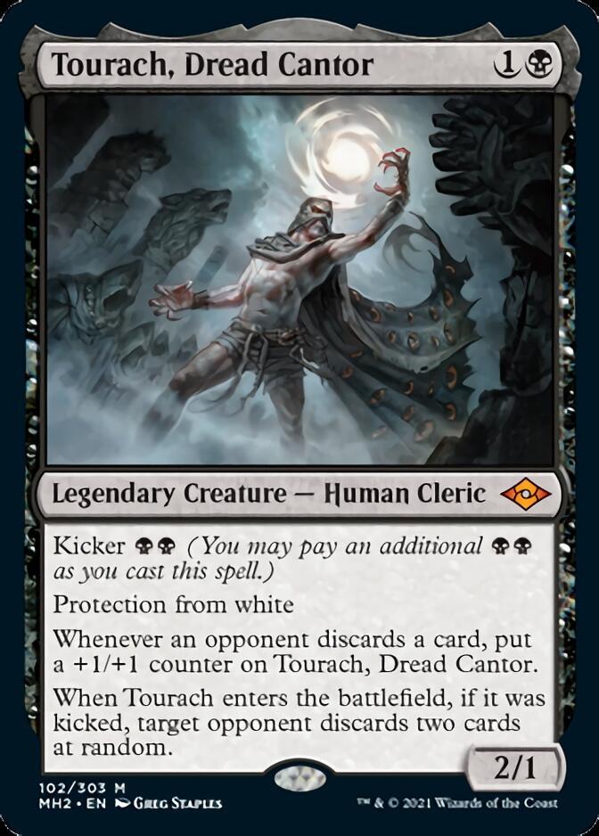 Tourach, Dread Cantor [MH2]