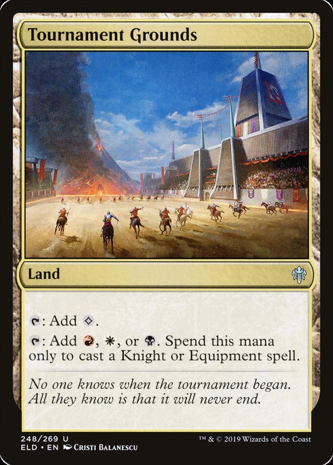 Tournament Grounds [ELD]
