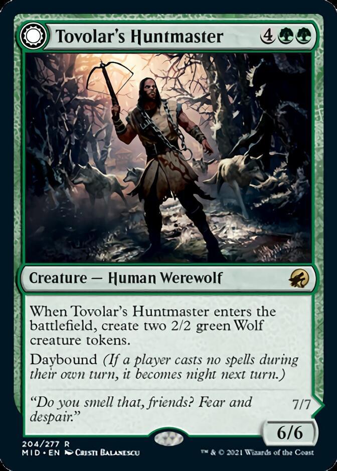 Tovolar's Huntmaster [MID]