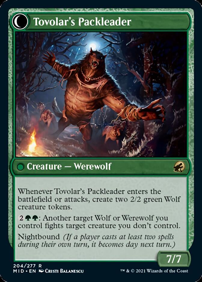 Tovolar's Packleader [MID]