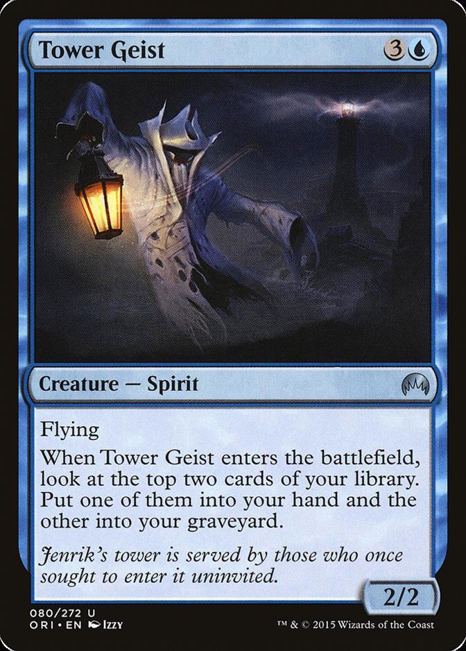 Tower Geist [ORI]