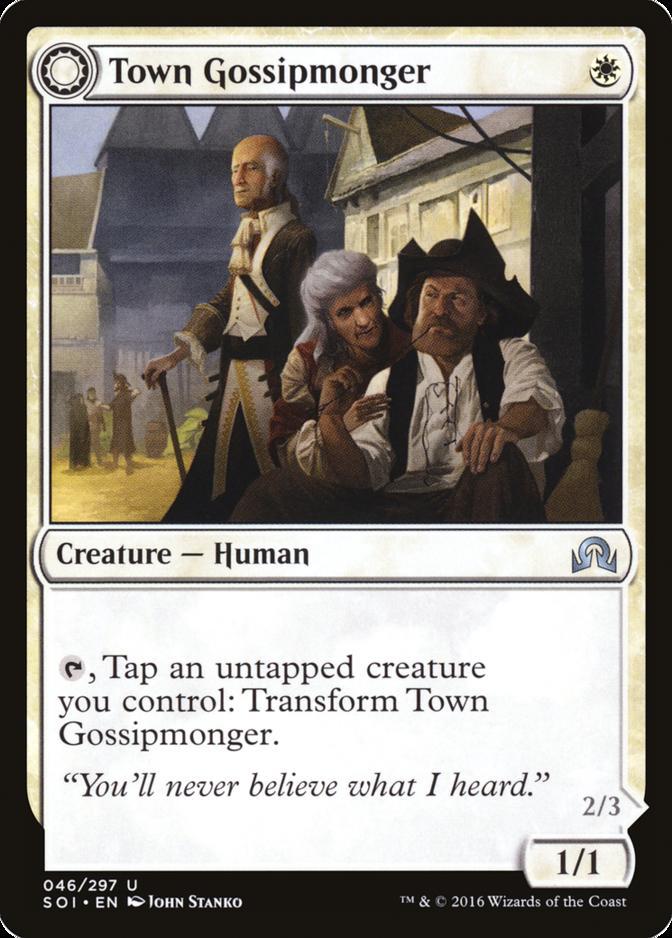 Town Gossipmonger [SOI]