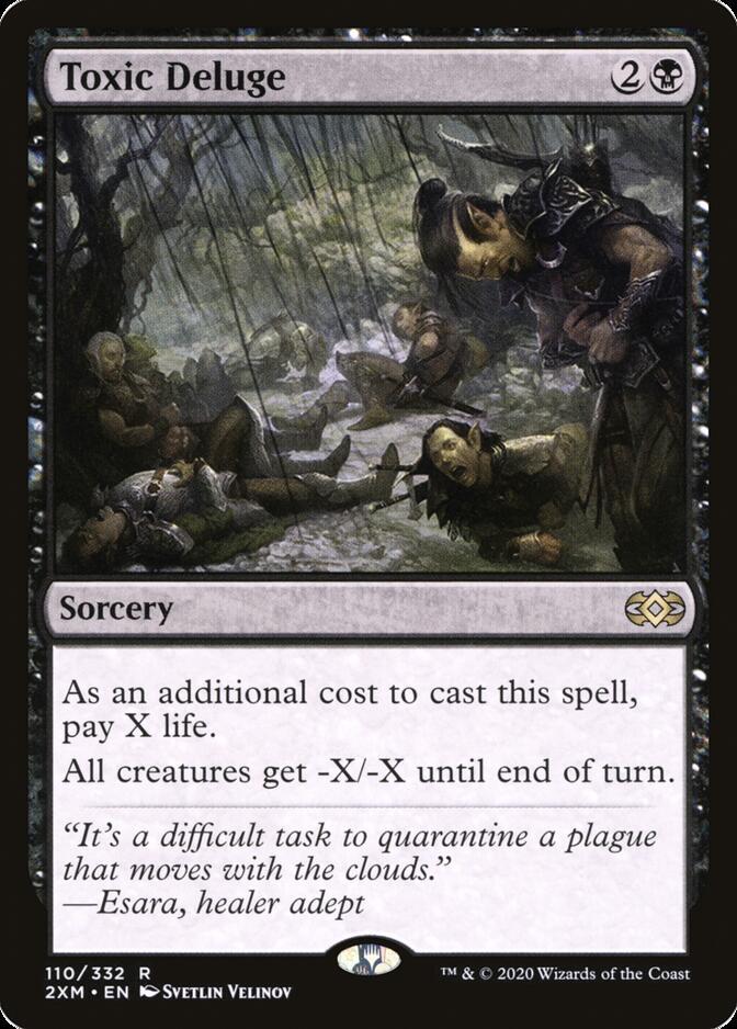 Toxic Deluge [2XM]