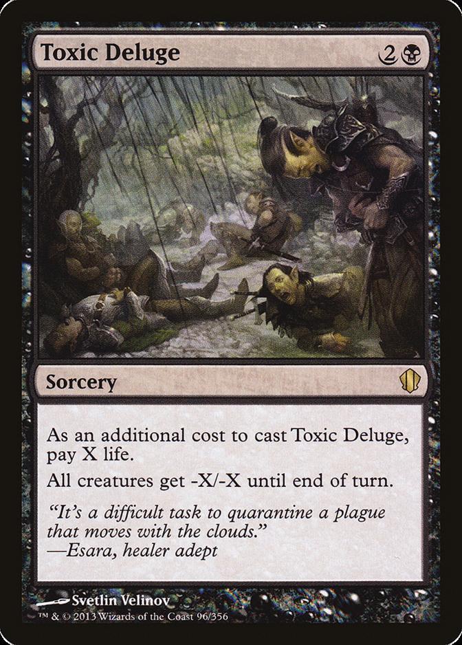 Toxic Deluge [C13] (F)