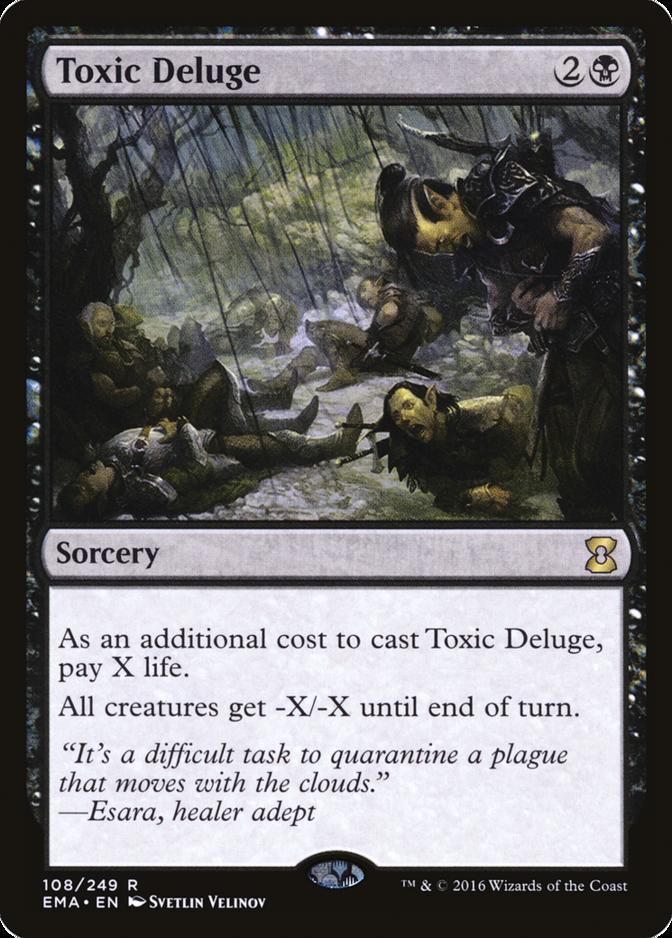 Toxic Deluge [EMA] (F)