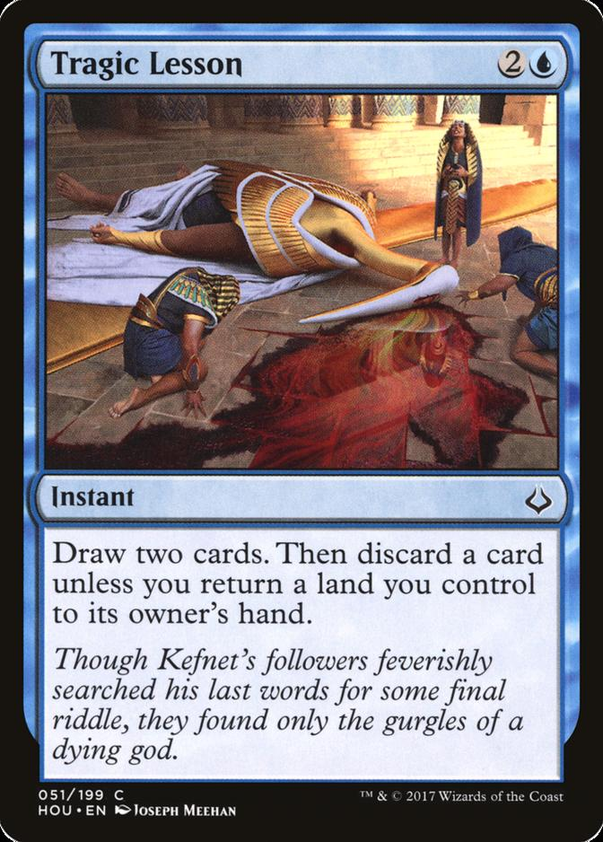 Tragic Lesson [HOU] (F)