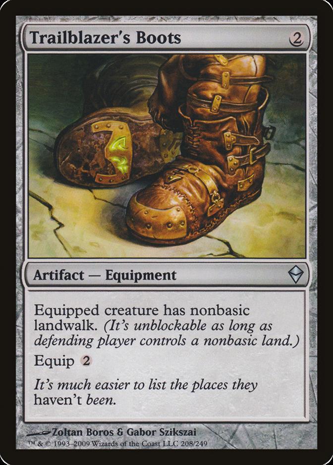 Trailblazer's Boots [ZEN]