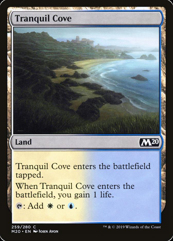 Tranquil Cove [M20]