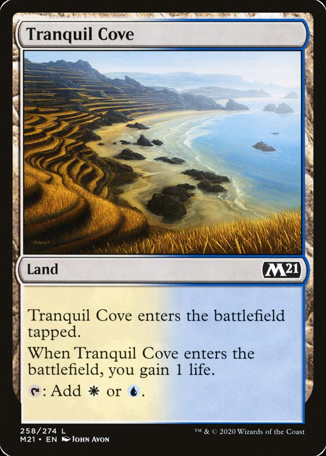 Tranquil Cove [M21]
