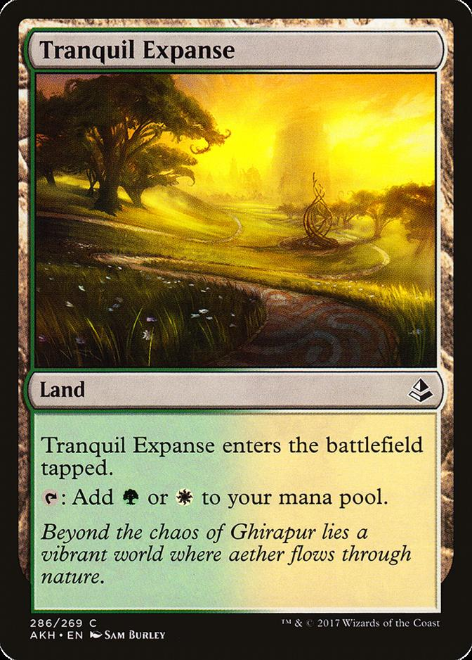 Tranquil Expanse [AKH]