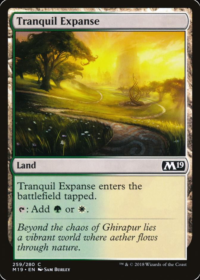 Tranquil Expanse [M19]