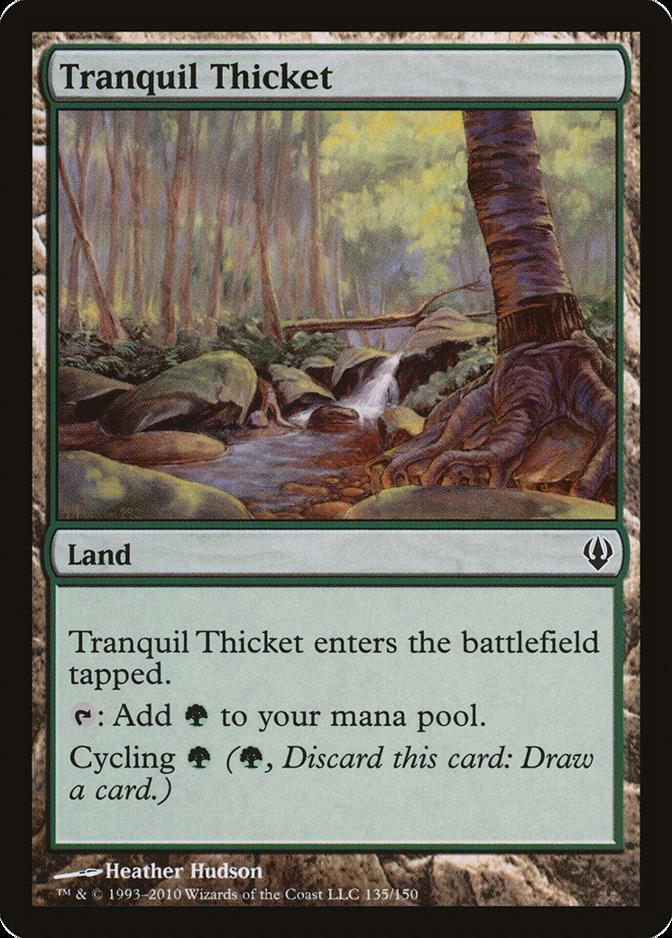 Tranquil Thicket [ARC]