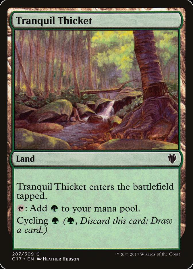 Tranquil Thicket [C17]