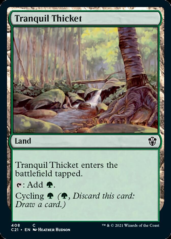 Tranquil Thicket [C21]