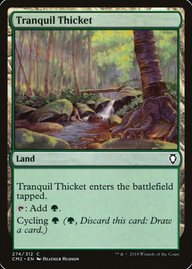 Tranquil Thicket [CM2]
