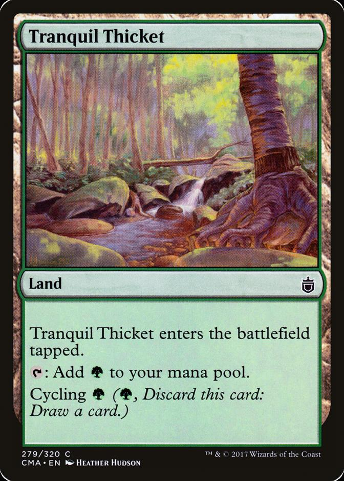 Tranquil Thicket [CMA]