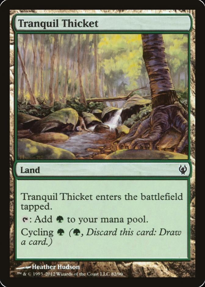 Tranquil Thicket [DDJ]